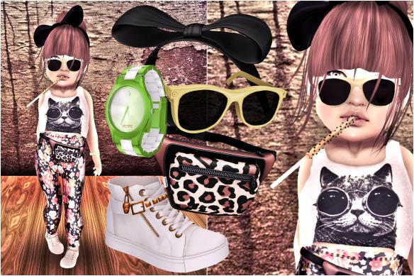 Kitsch girlblog
